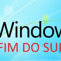 Fim do Suporte ao Windows 7